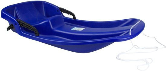 Plastic Jive - Slee - Blauw
