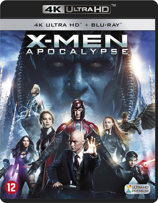 X-MEN: Apocalypse (4K Ultra HD Blu-ray)
