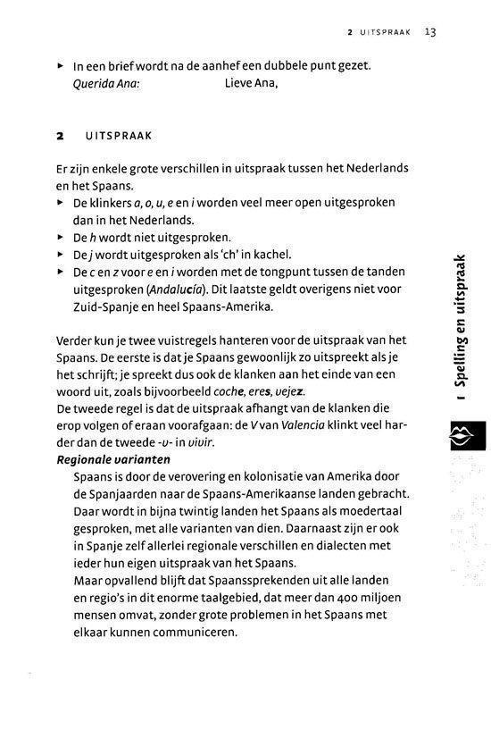 spaanse brief voorbeeld Aanhef Spaanse Brief | gantinova