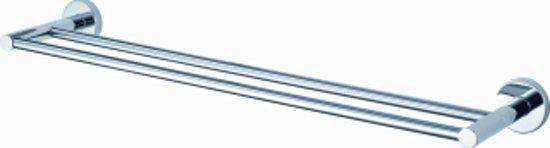 Haceka Kosmos Chroom Wandhanddoekhouder - 60 cm