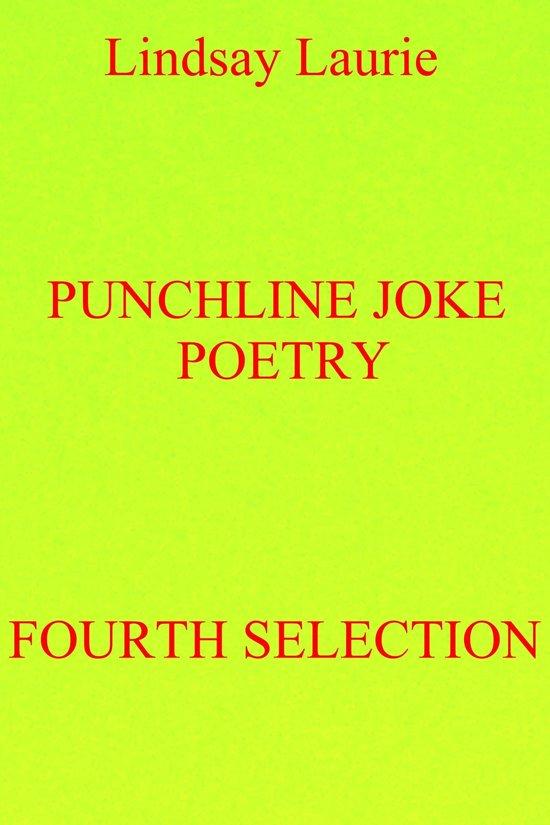 Punchline Joke Poetry Fourth Selection