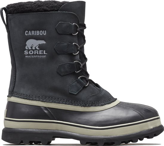 Chaussures Sorel Caribou D'hiver Taille Homme Brun 43,5