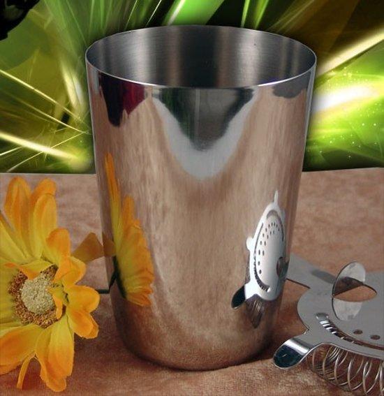 Barproducten.nl Kleine cocktail shaker RVS 16oz - OP = OP