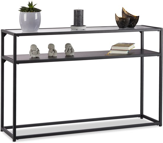 Sidetable Glas Rvs.Top Honderd Categorie Sidetables