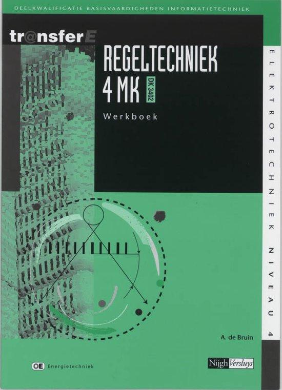 Regeltechniek 4 MK DK 3402 deel Werkboek CD ROM