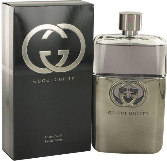 70c23dccdcb bol.com | Gucci Guilty 150 ml - Eau de toilette - Herenparfum