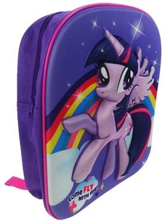 My Little Pony Rugzak Paars 32 X 25 X 9 Cm