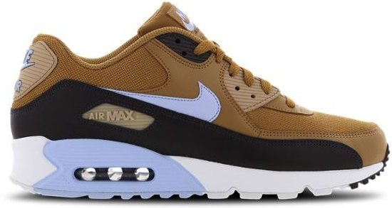 Nike Air Max 90 Essential Sneakers Heren bruinblauw