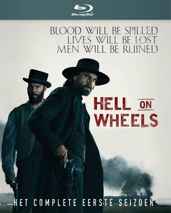 Hell On Wheels - Seizoen 1 (Blu-ray)