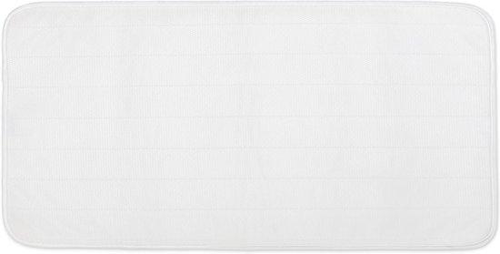 Aerosleep BabyProtect Matrasbeschermer 34x75 cm - Wit
