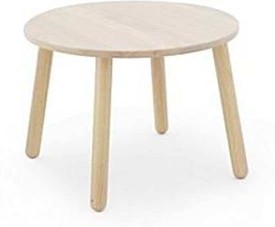 Bol pintoy p houten ronde tafel pintoy speelgoed