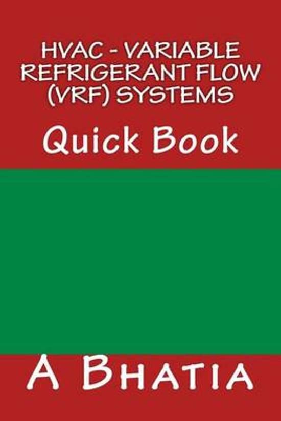 HVAC - Variable Refrigerant Flow (Vrf) Systems