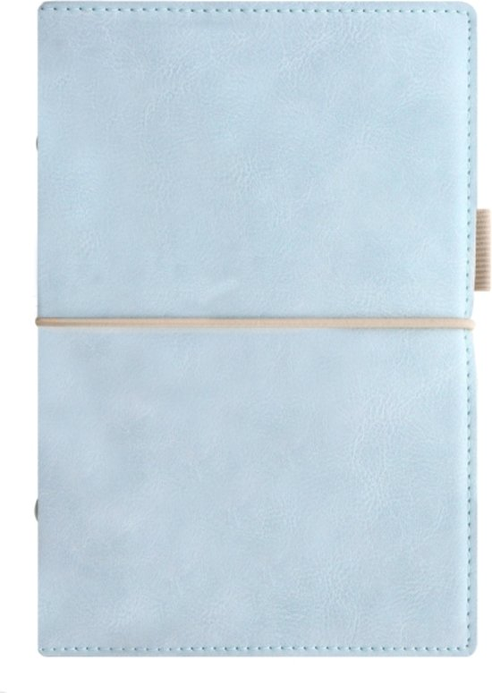 Filofax Domino Soft Personal Pale Blue