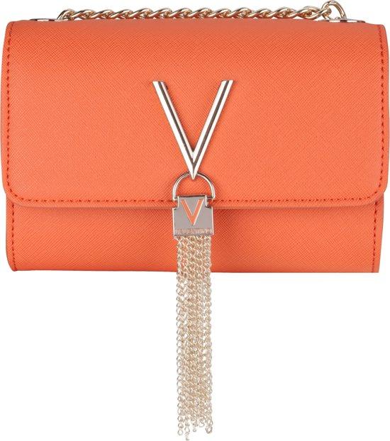 Valentino Handbags Handtassen Divina SA Clutch Oranje