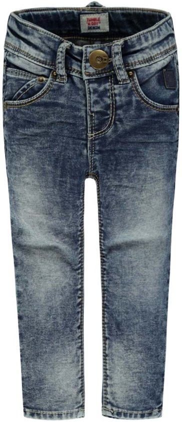 TND-FRANC Jongens Lo Jeans - denim medium used