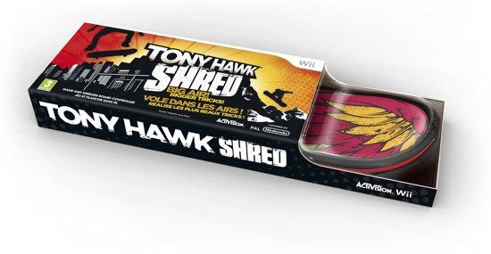 Tony Hawk Shred + Draadloze Board Controller kopen