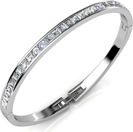 Yolora sieraden - Armband met Crystals from Swarovski ® - Merlon - Dutch Beauty Design