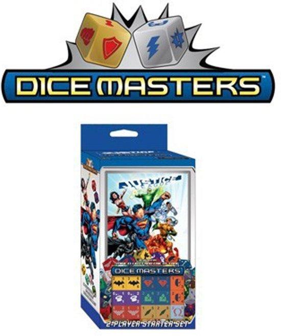 Afbeelding van het spel Dc Justice League Dice Masters Star