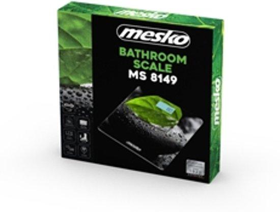 """Mesko MS 8149 Personenweegschaal """"Dauw"""""""