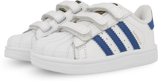 adidas superstar foundation dames wit