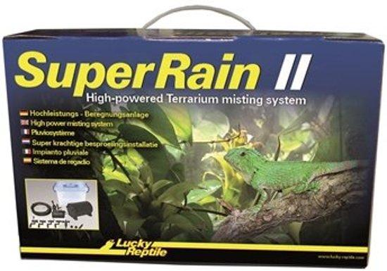 Lucky reptile super rain ii mist system luchtbevochtiger