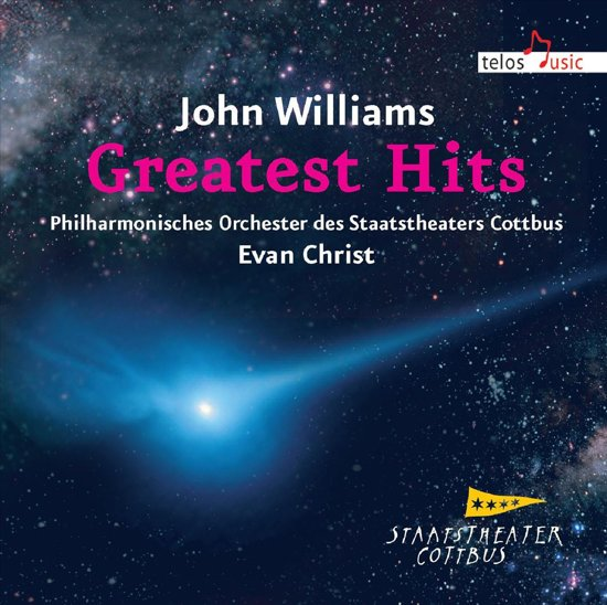 John Williams: Greatest Hits 1-Cd
