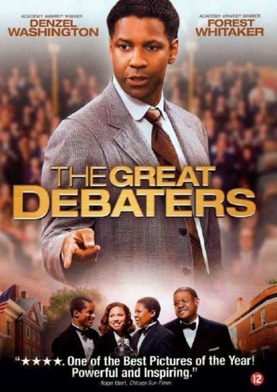 Cover van de film 'The Great Debaters'