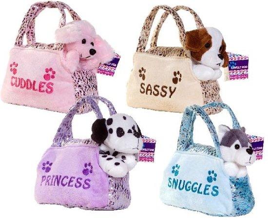 e6622c499b7 bol.com | Lovely dog Hond in tas (princess), Basic | Speelgoed