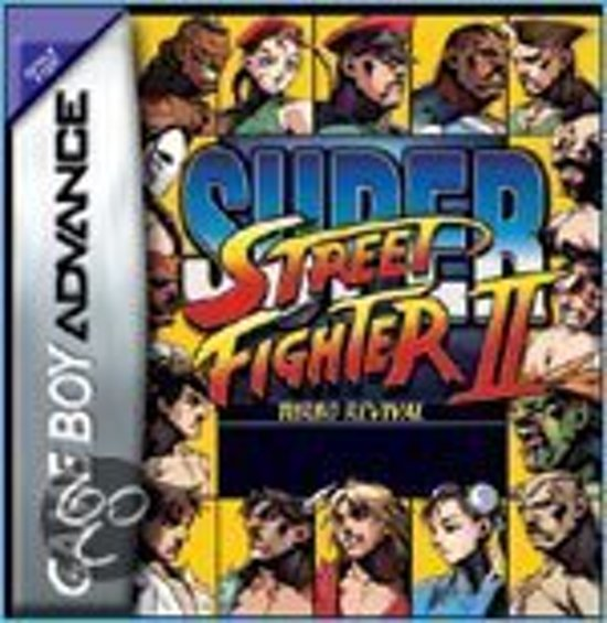 Street Fighter 2 Turbo Revival