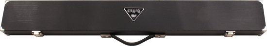 Buffalo keu koffer snooker 3-sec./2-pc zwart