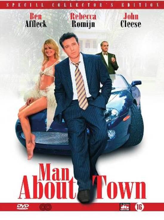 Cover van de film 'Man About Town'