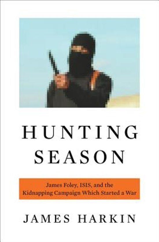 Boek cover Hunting Season van James Harkin (Hardcover)
