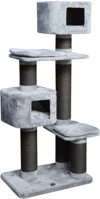 KRABPAAL TREND CATROCK WESTERN INN 70X50X160CM GRIJS
