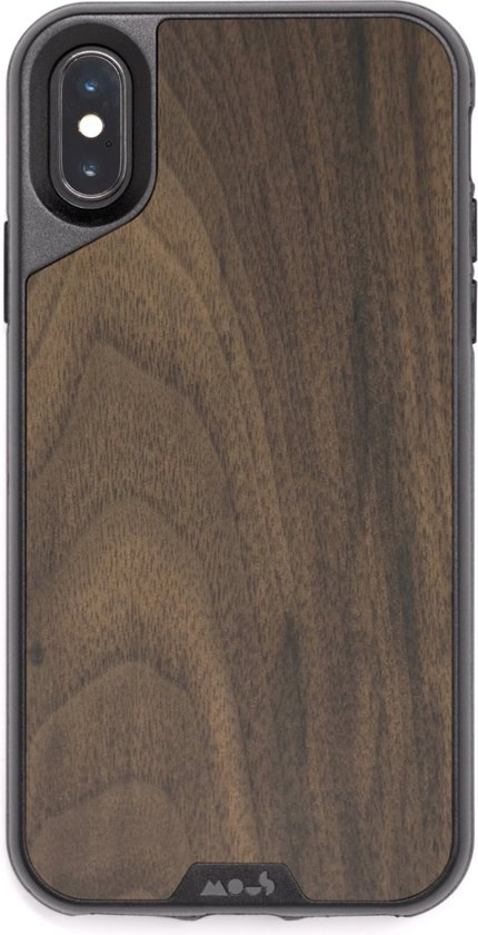 new concept 59eac edd52 Mous Limitless 2.0 - Walnut (iPhone X / Xs)