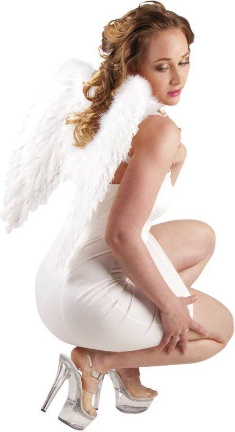 Engelen Vleugels Wit 50cm