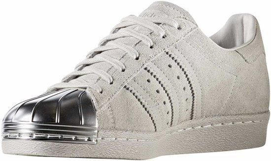 | Adidas Sneakers Superstar 80s Dames Witzilver