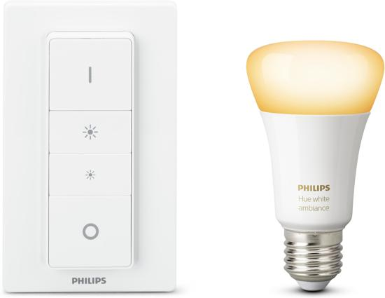 Philips Hue light recipe kit - warm tot koelwit licht