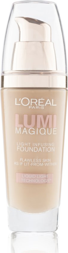 L'Oréal Paris Lumi Magique - N3 Pure Linen - Foundation