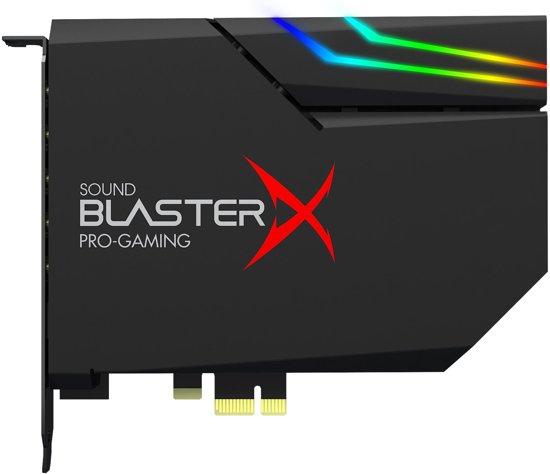 Creative Labs Sound BlasterX AE-5 Intern 5.1 kanalen PCI-E