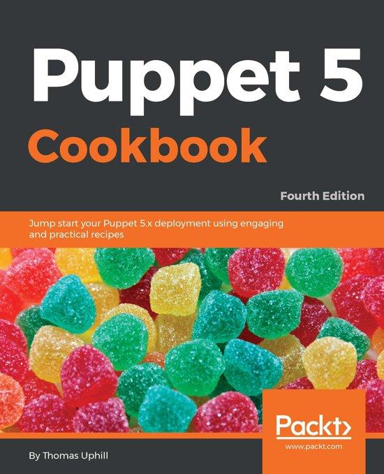 Puppet 3 Cookbook Ebook