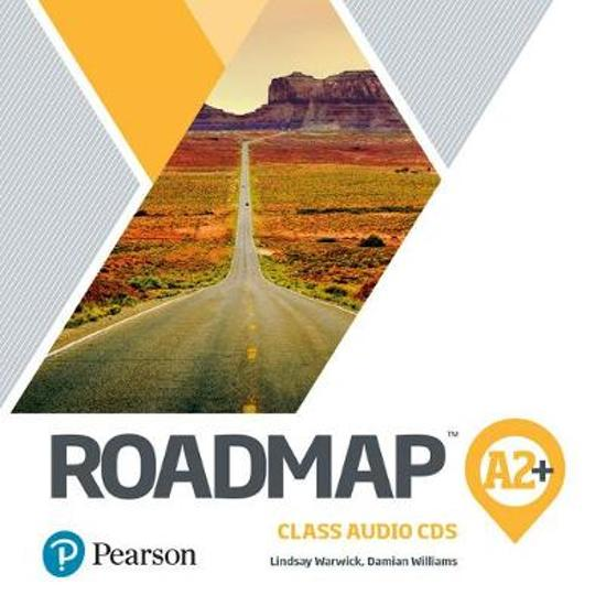 Roadmap A2+ Class Audio CDs