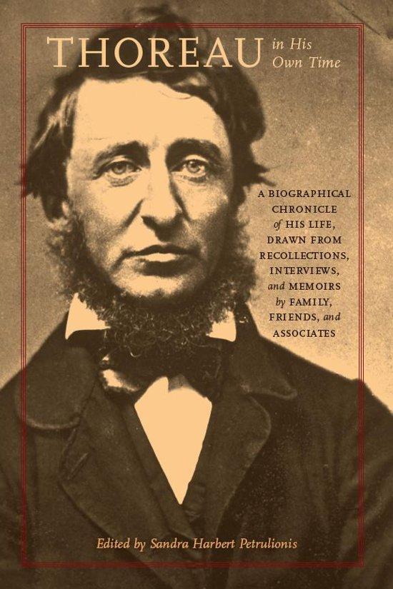 Bolcom Thoreau In His Own Time Ebook 9781609380977 Boeken