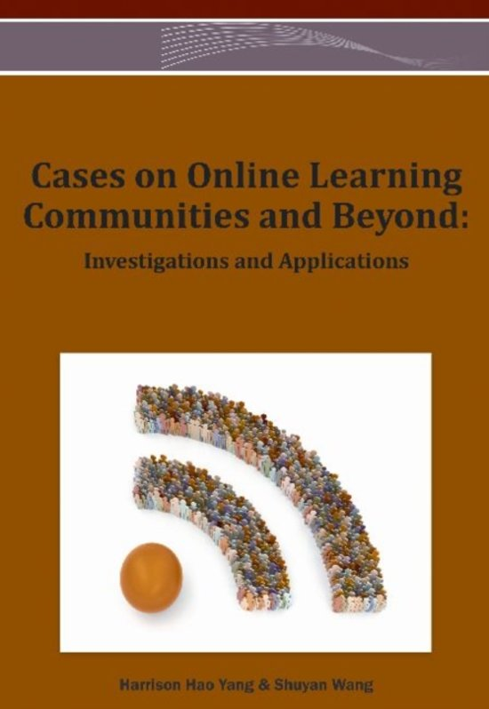Cases on Online Learning Communities and Beyond