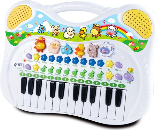 Music Friends Keyboard