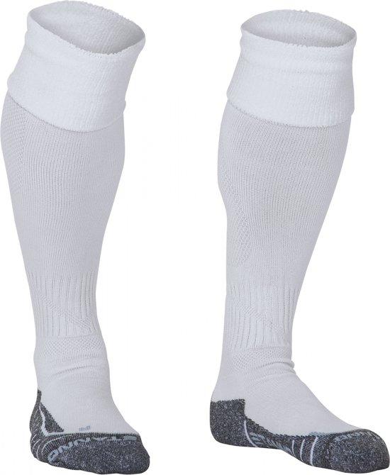 Stanno Basics - Voetbalsokken - Unisex - 41-44 - White