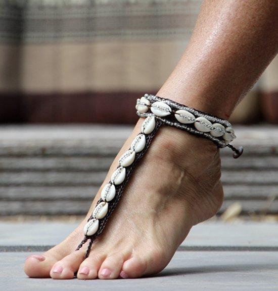 Conque Sandales Nu-pieds Naturel 5cOzP7