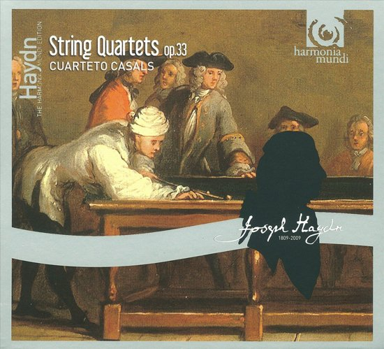 String Quartets Opus 33