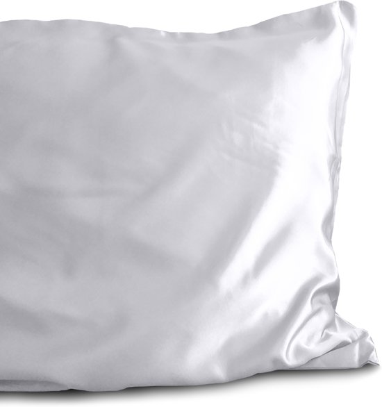 Sleeptime Beauty Pillow - Kussensloop - Skin Care - 60x70 cm - Wit