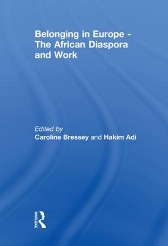 the influence of written works on africa and diaspora The african diaspora and its influence on african development a large proportion of the over $3 billion in remittances that africa receives from the diaspora each.