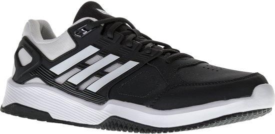 sale retailer 0825c f48b5 adidas Duramo 8 Trainer Fitnessschoenen - Maat 42 23 - Mannen - donker  grijs